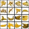 Apetyczny Tropical banan | Stock Foto
