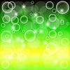Streszczenie zielonym tle | Stock Vector Graphics