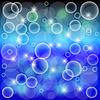 Streszczenie niebieskim tle | Stock Vector Graphics