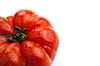 Big red tomato | Stock Foto