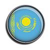 Zaznacz ikonę sieci web przycisk Kazachstan | Stock Vector Graphics