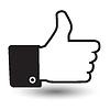 Cursor Hand genial | Stock Vektrografik