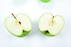 Zielone jabłko | Stock Foto