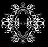ID 4173266 | Декоративные Абстрактный Digital Design - Циркуляр | Фото большого размера | CLIPARTO