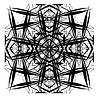ID 4176885 | Dekorative abstrakte Fliese Digital Design | Foto mit hoher Auflösung | CLIPARTO