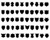 Векторный клипарт: Щиты
