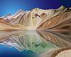 Berglandschaft Reflexion
