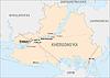 Landkarte von Oblast Cherson