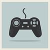 Computer Video Game Controller Joystick Vektor | Stock Vektrografik