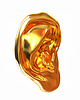 Ucho złota | Stock Illustration