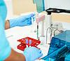 Laboratoriów medycznych | Stock Foto