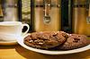 ID 4429414 | Schokolade-Chips Cookies | Foto mit hoher Auflösung | CLIPARTO