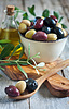 混合橄榄 | 免版税照片