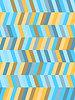 Прямоугольные геометрические бесшовные шаблон | Векторный клипарт