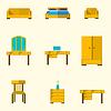 Icon für Möbel