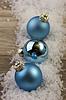 ID 4462129 | Weihnachtskugel blau | Foto mit hoher Auflösung | CLIPARTO