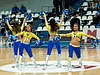 ID 4342516 | Cheerleaders groupe VIP Tanz | Foto mit hoher Auflösung | CLIPARTO