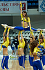 ID 4342517 | Cheerleaders groupe VIP Tanz | Foto mit hoher Auflösung | CLIPARTO