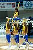 ID 4342518 | Cheerleaders groupe VIP Tanz | Foto mit hoher Auflösung | CLIPARTO