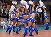 ID 4342578 | Cheerleaders | Foto stockowe wysokiej rozdzielczości | KLIPARTO