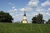 ID 4342757 | Mała cerkiew w starożytnym mieście Colomna, | Foto stockowe wysokiej rozdzielczości | KLIPARTO