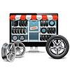 Reifen-Shop-Konzept