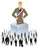 ID 4392698 | Wybory polityczne | Stockowa ilustracja wysokiej rozdzielczości | KLIPARTO