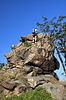 ID 4394080 | Geocaching oon den Felsen | Foto mit hoher Auflösung | CLIPARTO