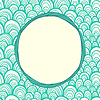 Nahtlose Muster mit abstrakten Maßstab Textur und
