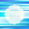 Verschwommen abstrakte himmelblauen Hintergrund | Stock Vektrografik