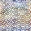 Nahtlose Muster mit abstrakten Maßstab Textur