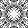 Векторный клипарт: Бесшовные картины с декоративным орнаментом