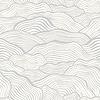 Векторный клипарт: Бесшовные с волнистыми масштабного текстуры