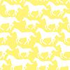 Nahtlose Muster mit stilisierten Pferde