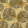 Векторный клипарт: Бесшовные с абстрактными элементами каракули