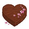 Векторный клипарт: сладкий шоколад