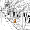 Векторный клипарт: метро