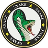 Векторный клипарт: змея герб