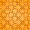 St.Patrick`s Day`s orange pattern | Stock Vector Graphics