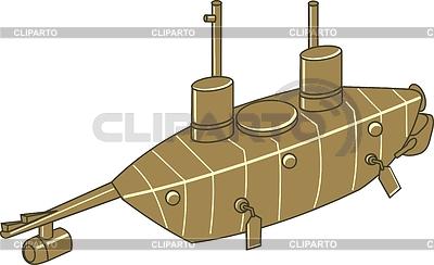 Shilder U-Boot | Stock Vektorgrafik |ID 4222875