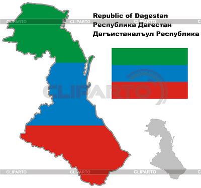 Контурная Карта Пермского Края