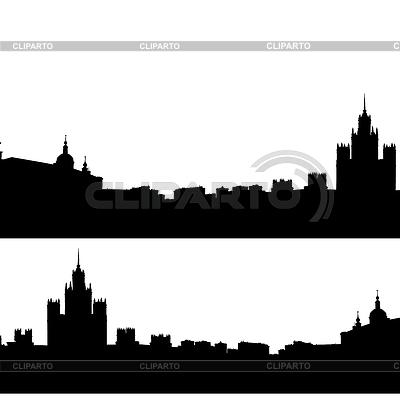 Кремль черно белое фото