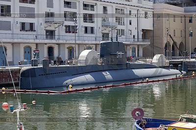 Italian Navy okręt podwodny klasy Nazario Sauro | Foto stockowe wysokiej rozdzielczości |ID 4304258