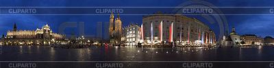 Krakau Altstadt Hauptmarkt | Foto mit hoher Auflösung |ID 4485188