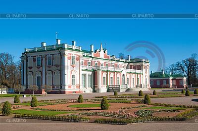 Gärten von Schloss Kadriorg in Tallinn, Estland | Foto mit hoher Auflösung |ID 4107498