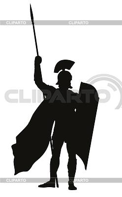 Roman. Wojownicy Theme | Klipart wektorowy |ID 4366338