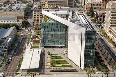 Los Angeles Police Department Gebäude | Foto mit hoher Auflösung |ID 4583638