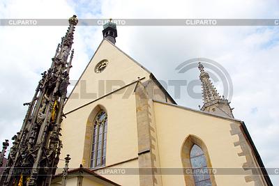 Dom St. Martin in Rottenburg a.N. | Foto mit hoher Auflösung |ID 4351384