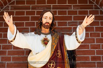 Статуя Иисуса Христа | Фото большого размера |ID 4295279