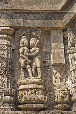 Bas-Reliefs von Konark | Foto mit hoher Auflösung |ID 4277534